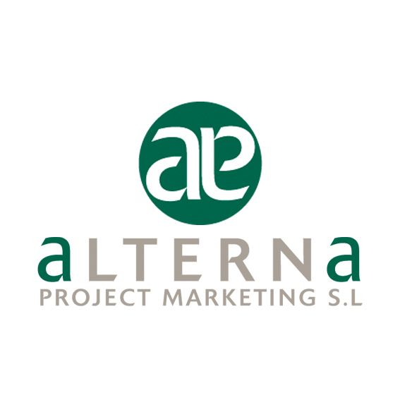 Imagen corporativa Alterna. Diseño de logotipos, Branding, identidad Visual, imagen corporativa. Barcelona