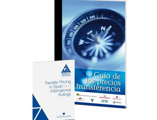 Diseño de dosier informativo y catálogo de empresa. INPACT