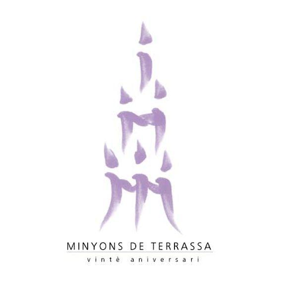 Logotipo Minyons de Terrassa. Diseño de logotipos, Branding, identidad Visual, imagen corporativa. Barcelona