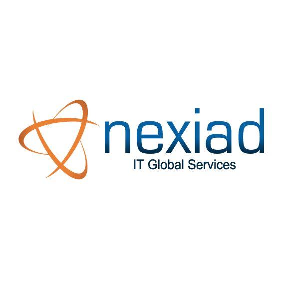 Diseño de papeleria comercial - Nexiad. Diseño de logotipos, Branding, identidad Visual, imagen corporativa. Barcelona