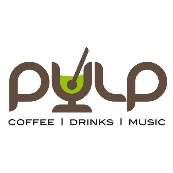 Logotipo Pulp. Diseño de logotipos, Branding, identidad Visual,para un centro de ocio en Italia.