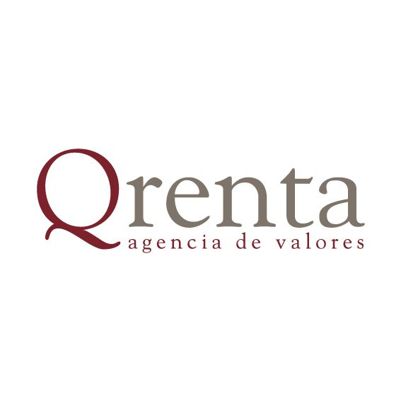 Identidad Visual Qrenta. Lapizazul. Diseño de logotipos, Branding, identidad Visual, imagen corporativa. Barcelona