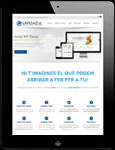 Diseño web, diseño de páginas web, landingpages, MicroSites, Webs corporativas, presentacions multimedia, Web editable, Web Responsive